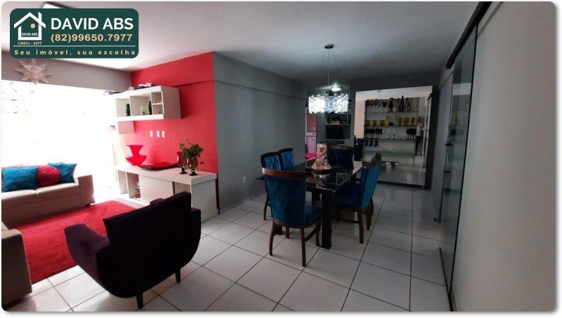 Apartamento à venda  no Serraria - Maceió, AL. Imóveis