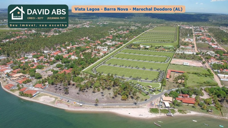 Terreno/Lote à venda  no Barra Nova - Marechal Deodoro, AL. Imóveis